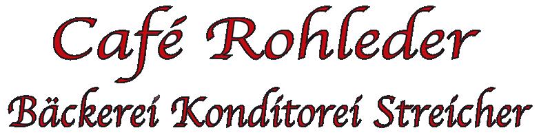 Café Rohleder